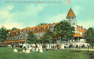 loch lynn heights hotel