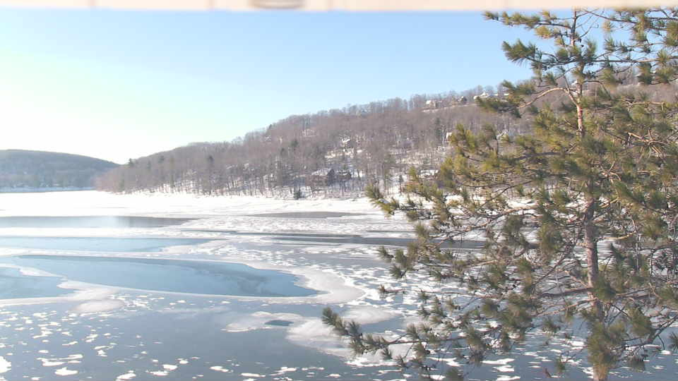 Deep Creek Lake Web Cam Shot - Taylor Made